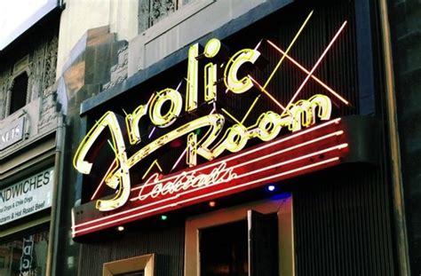 the frolic room punch frolic room