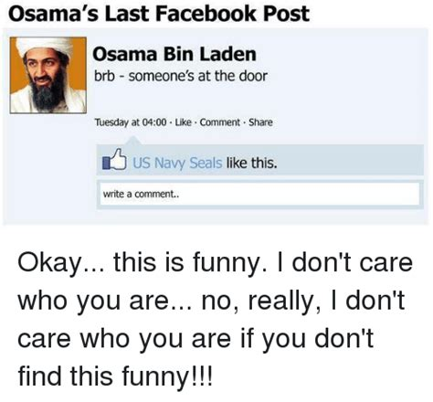 How To Post Memes On Facebook - funny osama bin laden memes of 2017 on sizzle