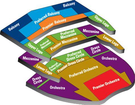 san diego civic center seating san diego opera view seats pricing