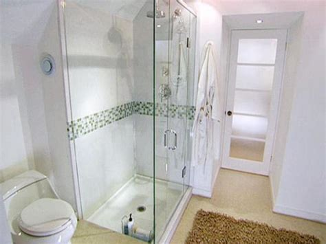 Pictures Of Small Bathrooms With Showers Small Bathroom Remodel With Walk In Shower My Gallery