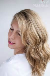 pictures if soft waves fir hair how to curl your hair to create soft loose waves using