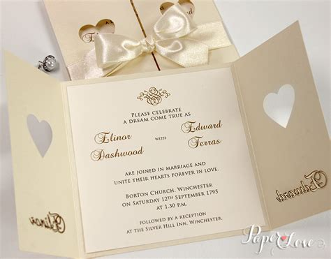 Ebay Wedding Invitations