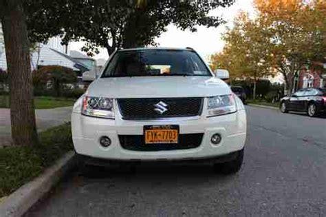 purchase used 2007 suzuki grand vitara luxury sport utility 4 door 2 7l in staten island new