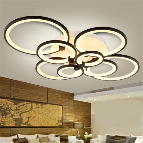 Indoor Home Lighting Fixtures Led Ceiling L Surface Mounted Modern Led Ceiling Lights
