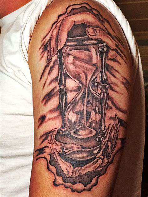 life and death tattoos designs 21 best images about clock on