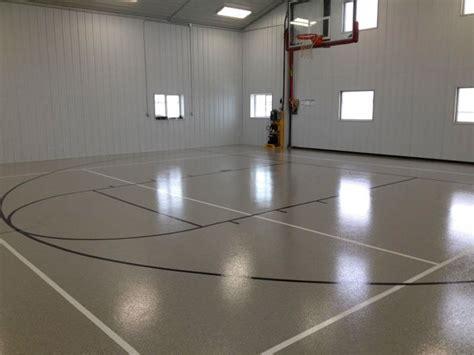 Creative Concrete Coatings   Basketball Court   Creative