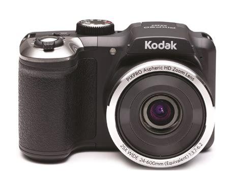 Kodak Launch Two New Cameras With Only 12 Megapixels by Kodak Pixpro Az252 Digital With 16 Megapixels And
