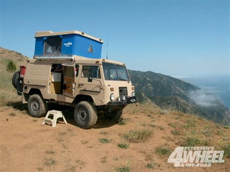 volvo c303 overlander build modified vehicle builds