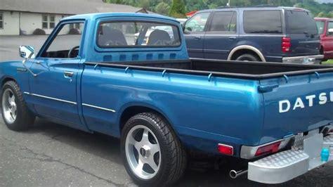 1978 datsun truck 1978 datsun 620 show truck sold
