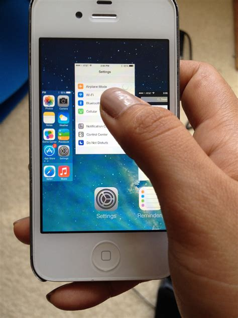 background apps iphone closing your background apps in ios 7