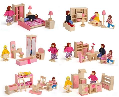 cheap doll houses with furniture online get cheap dollhouse furniture aliexpress com alibaba group