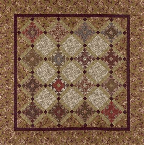 brown quilt pattern bordeaux quilt and red on pinterest