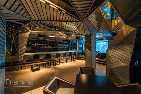 Interior Exterior Magazine India by Mumbai Architect Sanjay Puri Auriga Restaurant Bar