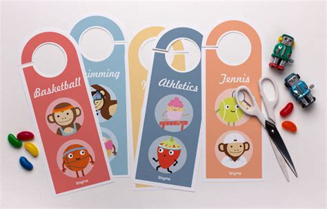 printable bookmarks sports free sports printables for kids get sporty tinyme blog