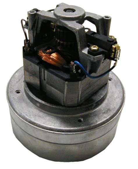 Dome L by Domel Suction 1100w Flow Thru Vacuum Motor