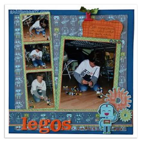 Creating Hybrid Scrapbook Layouts The Mad Cropper by Some Imaginisce Scrapbook Layouts Creativite By Erin Bassett