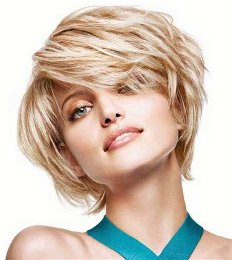 blonde bob layered latest short blonde haircuts short hairstyles 2017