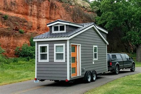 mobile tiny house custom finished tumbleweed mobile tiny house idesignarch
