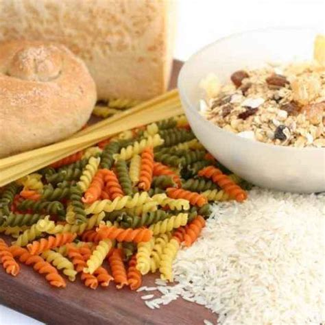 alimentazione senza carboidrati alimentazione i carboidrati semplici e complessi sono