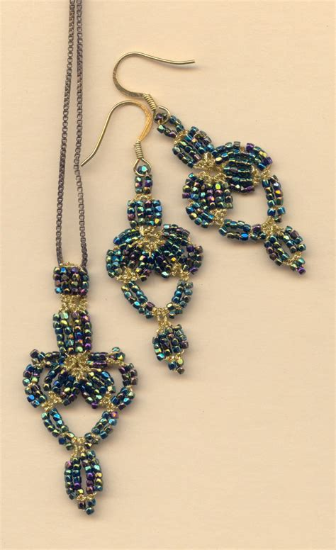 seed bead projects libin