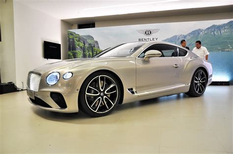 bentley malaysia the bentley continental gt lands in malaysia autoworld