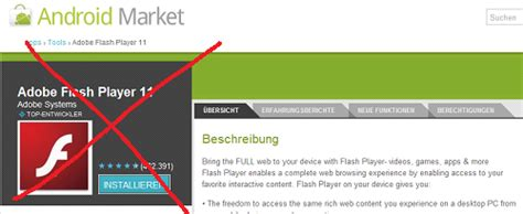 mobile flash player kein flash mehr f 252 r unterwegs adobe will entwicklung des