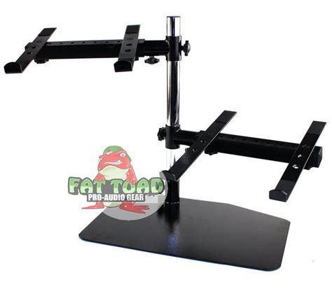 Laptop Rack by Laptop Stand For Djs Mobile Disc Jockey Pc Table Cl Gear Mount Computer Stands Ace