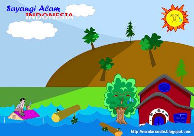 desain mading kelas tentang dirgahayu indonesia notes of nandar contoh mading tentang alam
