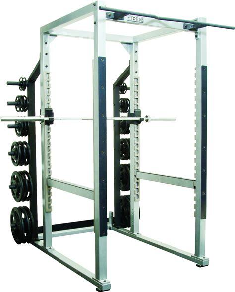 York Squat Rack by Sts Power Rack W Hook Plates York Barbell