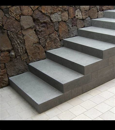 Granite Stairs Design Garden Elements Granite Steps
