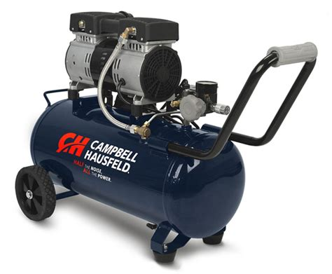 Quietest Air Compressor For Garage by Cell Hausfeld Air Compressor One Project Closer