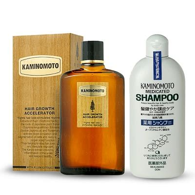 Serum Kaminomoto review kaminomoto hair growth accelerator serum shoo