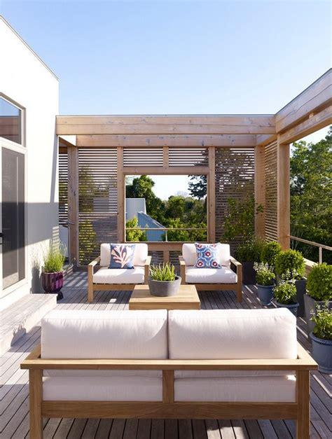 mobili da terrazzo arredare il terrazzo con mobili moderni per un outdoor da
