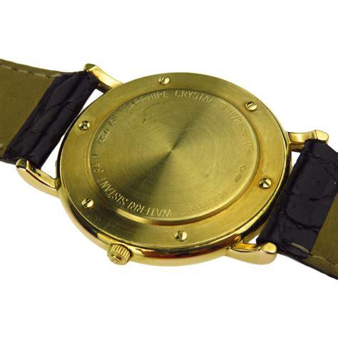 Tissot T0854102201100 Carson Quartz Silver Gold tissot carson 18k gold quartz parkers jewellers