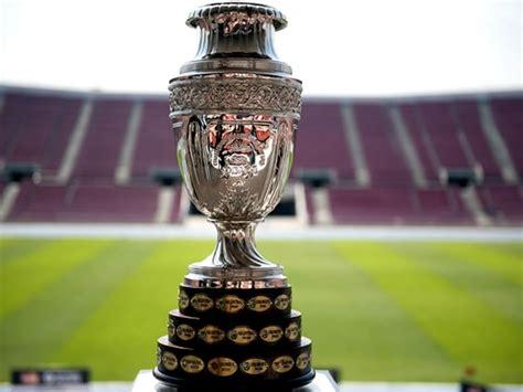 definido calendario de la copa america brasil  el
