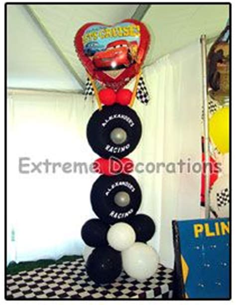 Disney Pixar Cars Baby Shower Decorations by Cars Table Arrangement Decorations Disney Cars