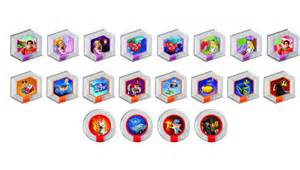 Power Disc Disney Infinity How To Complete Your Disney Infinity Collection Without