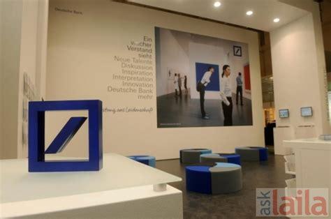 deutsche bank pune contact number photos of deutsche bank atm hal airport road bangalore