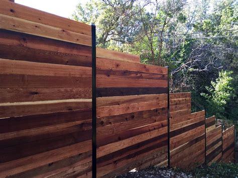 modern privacy fence 10 best modern fence design images on modern
