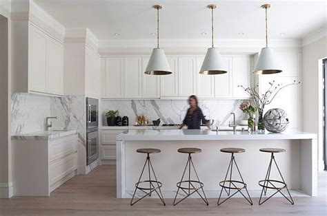all white kitchen dpages a design publication for lovers of all things