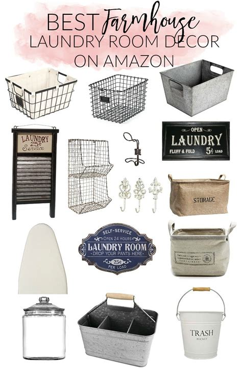 home best farmhouse laundry room decor on