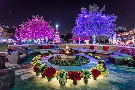 dallas zoo christmas lights sparkle christmas at the anatole holiday event dallas tx
