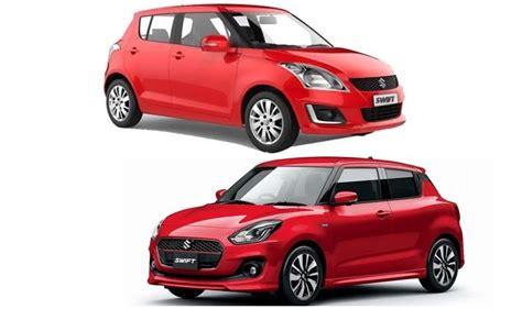 New Suzuki India 2017 Suzuki New Vs Comparison Find New