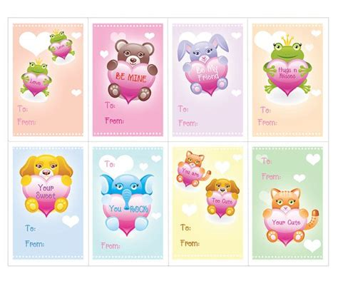 card templates for children 1000 images about printable s day cards crafts