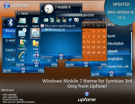 windows 8 mobile themes download windows mobile 7 theme by brthtms on deviantart
