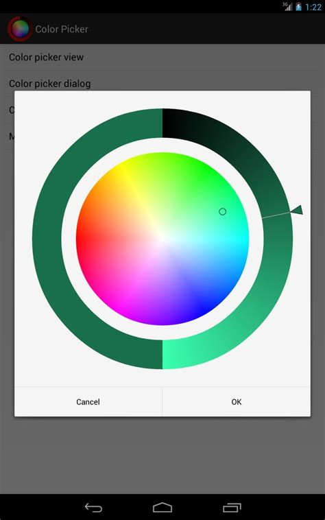 android color picker 1000 ideas about color picker on ui ux mobile ui and design inspiration