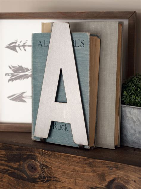 Ersand Wall Decor by Standing Letter Decor Items Similar To Wooden Letter H