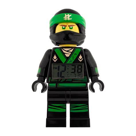 www ninjago lego ninjago movie lloyd uhr 9009204 kinder digital wecker