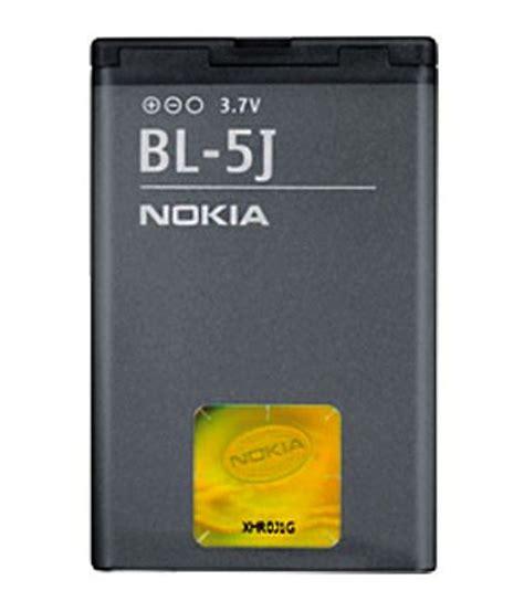 Baterai Nokia Bl 5j Bl 5 J Bl 5j Batere Battery Original 100 nokia bl 5j lithium polymer 1430 mah battery buy nokia bl 5j lithium polymer 1430 mah battery