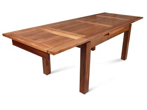 tasmanian blackwood 1500 2500 extension dining table tas